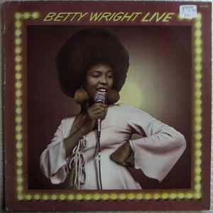 BETTY WRIGHT - Live - LP