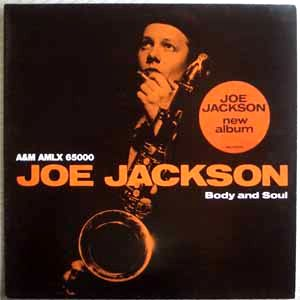 JOE JACKSON - Body and soul - LP