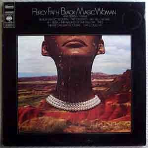 PERCY FAITH - Black magic Woman - LP