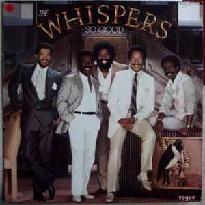 THE WHISPERS - So good - LP