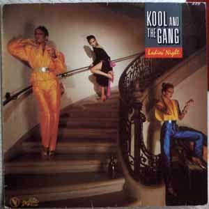 KOOL AND THE GANG - Ladies' night - LP