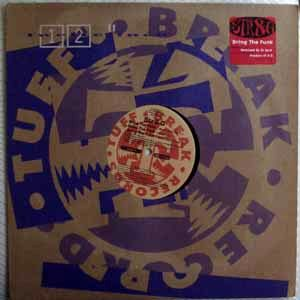 STR8-G - Bring the funk - 12 inch 33 rpm