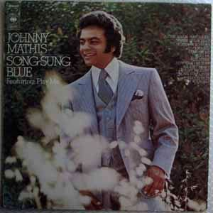 JOHNNY MATHIS - Song sung blue - LP
