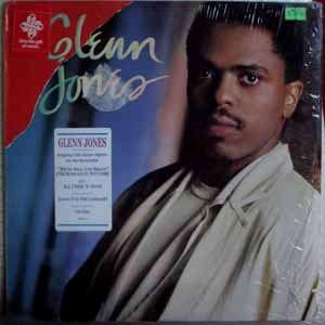 GLENN JONES - Same - LP