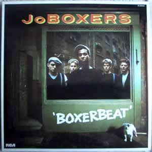 JOBOXERS - Boxerbeat - 12 inch 33 rpm