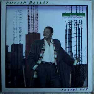 PHILIP BAILEY - Inside out - LP