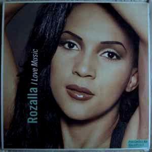 ROZALLA - I love music - 12 inch 33 rpm