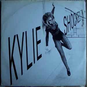 KYLIE MINOGUE - Shocked - 12 inch 33 rpm