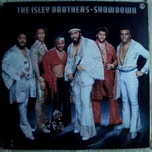THE ISLEY BROTHERS - Showdown - LP