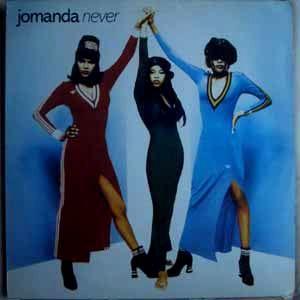 JOMANDA - Never - 12 inch 33 rpm