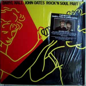 DARYL HALL JOHN OATES - Rock'n soul part 1 - LP