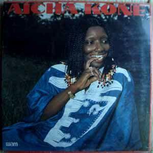 AICHA KONE - Same - LP Gatefold
