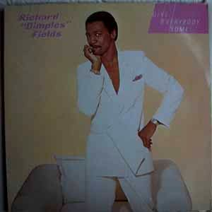 RICHARD DIMPLES FIELDS - Give everybody some! - LP