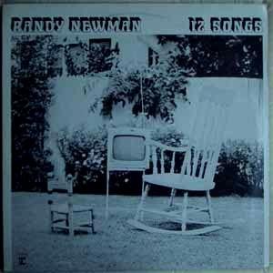 RANDY NEWMAN - 12 songs - LP