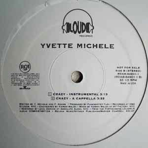 YVETTE MICHELE - Crazy - 12 inch 33 rpm