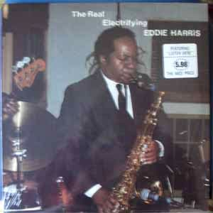 EDDIE HARRIS - The real electrifying - LP