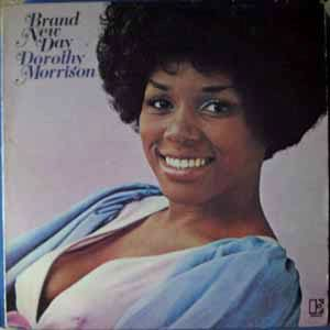 DOROTHY MORRISON - Brand new day - LP