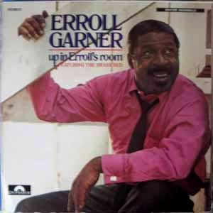 ERROLL GARNER FEAT. THE BRASS BED - Up in erroll's room (French press) - LP