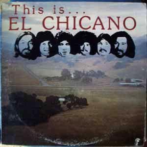 EL CHICANO - This is… - LP