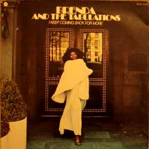 BRENDA AND THE TABULATIONS - I keep coming back for more - LP