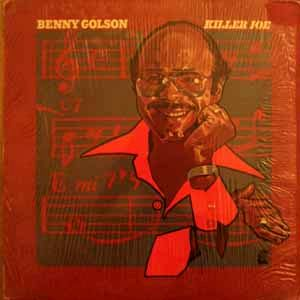 BENNY GOLSON - Killer Joe - LP