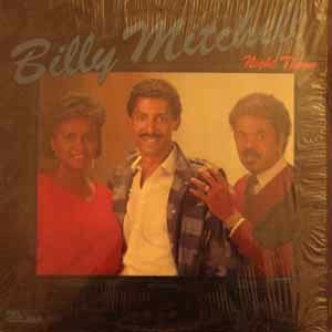 BILLY MITCHELL - Night theme - LP