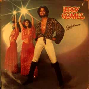 LEROY GOMEZ - Gypsy woman - LP