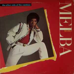 MELBA MOORE - The other side of the rainbow - LP