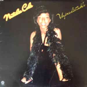 NATALIE COLE - Unpredictable - LP