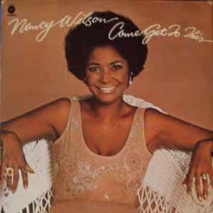 NANCY WILSON - Come get to this - LP