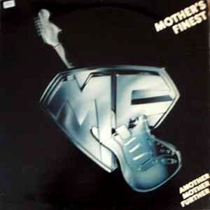 MOTHER'S FINEST - Another mother further - LP