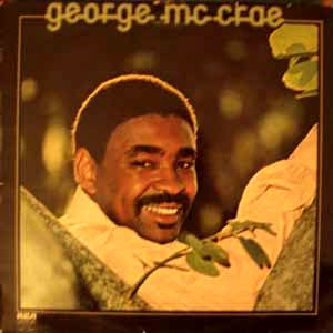GEORGE MC CRAE - Same - LP