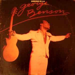 GEORGE BENSON - Weekend in L.A. - LP x 2