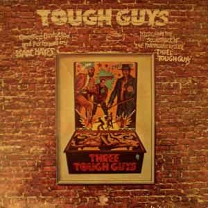 ISAAC HAYES - O.S.T. Touch guys - LP
