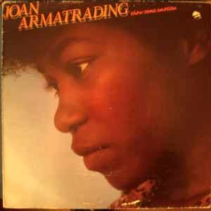 JOAN ARMATRADING - Show some emotions - LP