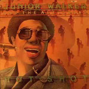 JUNIOR WALKER & THE ALLS-STARS (BRIAN HOLLAND) - Hot Shot - LP