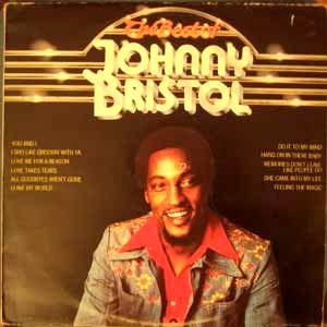 JOHNNY BRISTOL - The Best of - LP