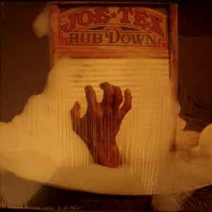 JOE TEX - Rub down - LP