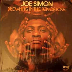 JOE SIMON - Drowning in the sea of love - LP