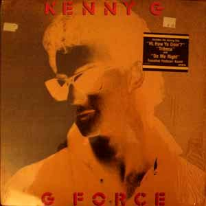 KENNY G - G Force - LP