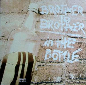 BROTHER TO BROTHER - In the bottle - LP