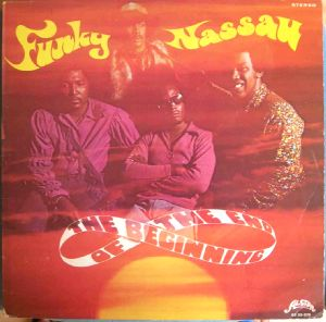 THE BEGINNING OF THE END - Funky nassau - LP