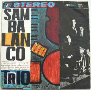 SAMBALANCO TRIO - Same - LP