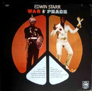 EDWIN STARR - War & Peace - LP