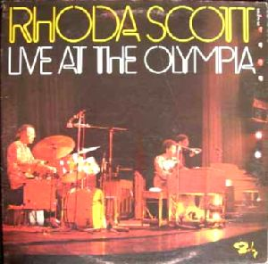 RHODA SCOTT - Live at the Olympia - LP x 2