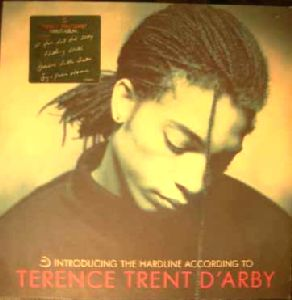 TERENCE TRENT D'ARBY - Introducing the hard line according to - LP