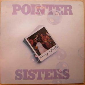 POINTER SISTERS - Having a party - LP
