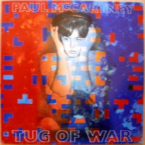PAUL MCCARTNEY - Tug of war - LP