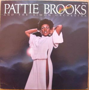 PATTIE BROOKS AND THE SIMON ORCHESTRA - Love Shook - LP
