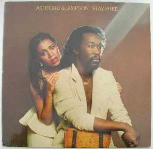 ASHFORD & SIMPSON - Stay free - LP